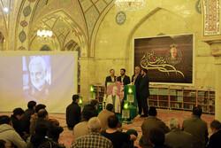 Şam'da Şehit General Süleymani için anma töreni düzenlendi