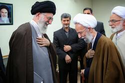 تقدیر علمای کردستان از خدمات آیتالله مصباحیزدی