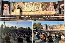 اجتماع بزرگ «سلیمانیها» در کرمانشاه برگزار شد