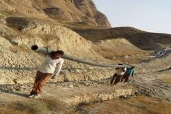 آب پایدار به منطقه دژ سلیمان گچساران رسید/پوشش ۹۲ درصدی آبرسانی
