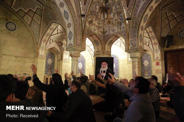 Şehit General Süleymani Suriye anıldı