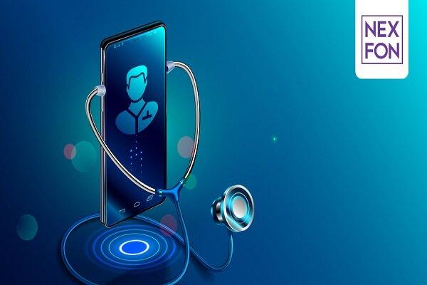 تلفن ثابت سازمانی نکسفون، راهکار ارتباطی برای مشاوره آنلاین پزشکی