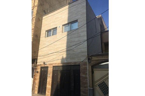 خیر تبریزی واحد مسکونی ۱۳۰متری برای یک خانواده نیازمند احداث کرد