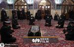 مراسم وداع با پیکر عالم مجاهد، مرحوم علامه مصباح یزدی