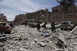 Saudi coalition targets wedding hall in Yemen's Al Hudaydah