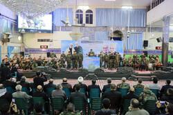Martyrdom anniv. of Gen. Soleimani, al-Muhandis held in Syria