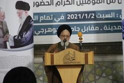 إحياء ذكرى قادة النصر في العراق بحضور ممثل قائد الثورة