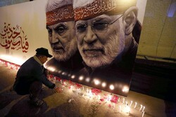 ISIL terrorism defeated thanks to Martyr Soleimani's courage
