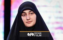 روایت زینب سلیمانی از هدیه خانواده شهید سلیمانی به رهبر انقلاب