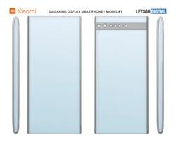 ثبت حق امتیاز ۲ موبایل با نمایشگر سراسری