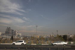 هوای تهران برای دومین روز متوالی ناسالم است