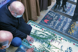 Ghalibaf pays tribute to martyr Lt. Gen. Soleimani