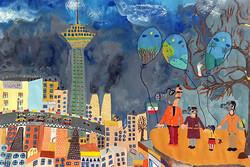 موفقیت پنج کودک ایرانی در مسابقه نقاشی «کائو» ژاپن