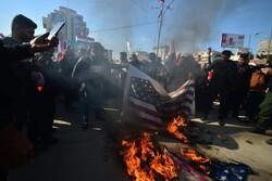 اخراج اشغالگران آمریکایی از منطقه خواست تمام ملتهاست/ صدور حکم جلب ترامپ؛ دستاورد مهم برای عراق