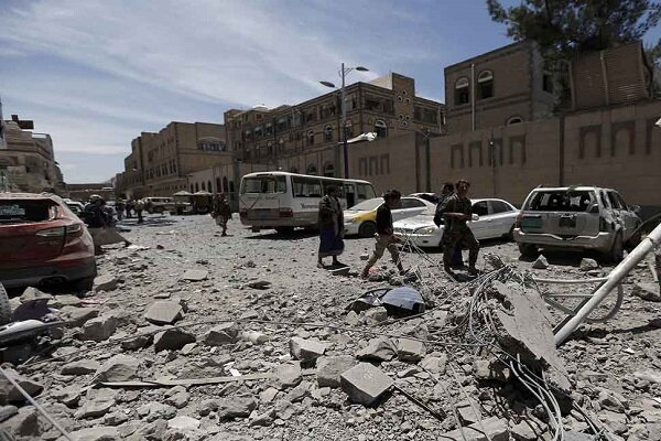 اقدام اخیر آمریکا علیه انصارالله یمن فورا لغو شود