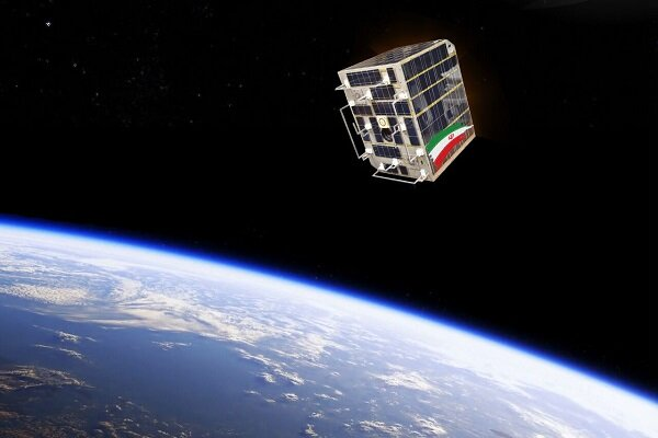 'Pars 1' satellite handed over to ISA: Official