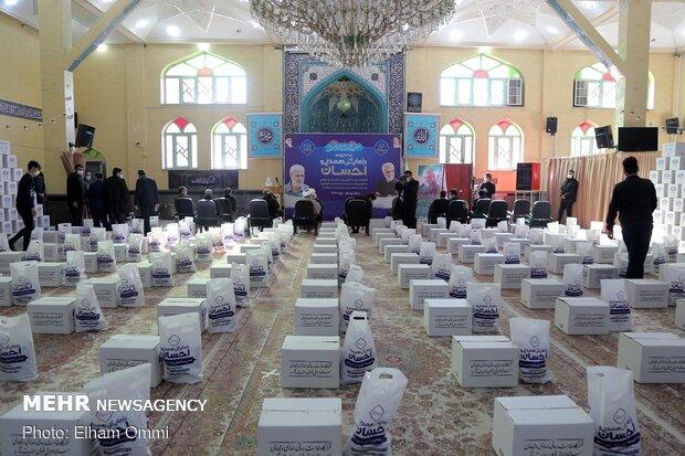 چهارمین مرحله رزمایش کمک مومنانه در کردستان