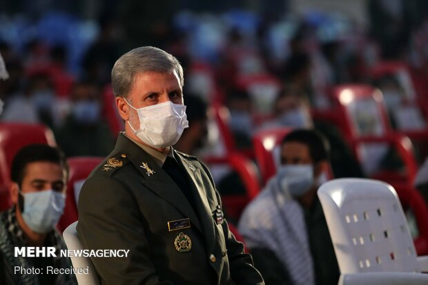 Iran's Hatami to attend Indian Ocean Defense Ministers Summit