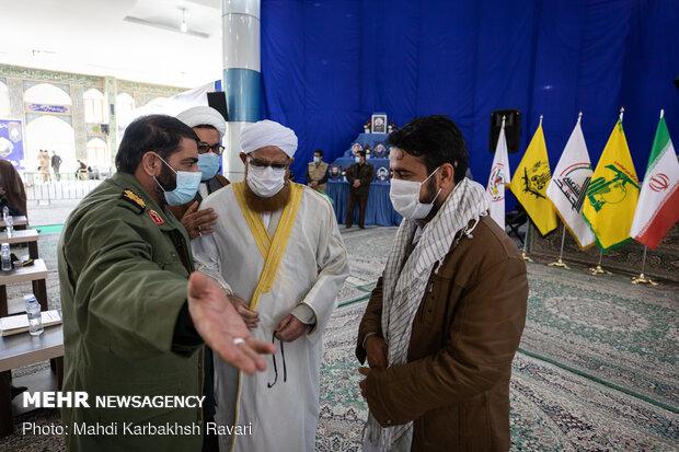 گردهمایی تقریب مذاهب در کرمان