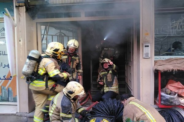 یوکرائن کے ایک اسپتال کے کورونا وارڈ میں آگ لگنے سے 4 افراد ہلاک