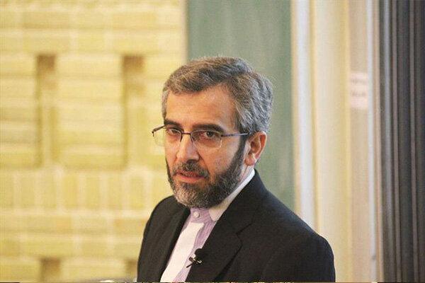 امين لجنة حقوق الانسان الايراني ينتقد اعتراف المانيا بزمرة المنافقين