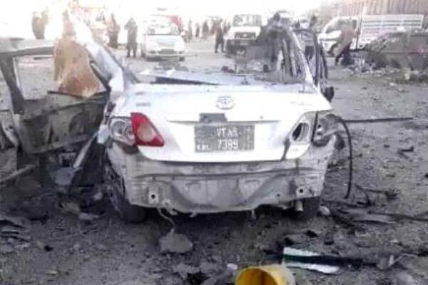 Five killed in car explosion in Kapisa, Afghanistan: Report