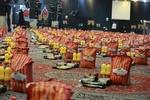 ۴۰۰ بسته معیشتی در چهار منطقه از اراک توزیع شد