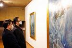 راهیابی نقاشی هنرمند کهگیلویه وبویراحمدی به دوسالانه نقاشی مشهد