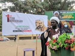 Martyrdom anniv. of martyrs of Resistance marked in Nigeria