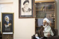 گفتوگو با حجتالاسلام عبدالله حاجیصادقی نماینده ولی فقیه در سپاه پاسداران