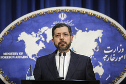 Iran calls for justice in dealing with protests in UK