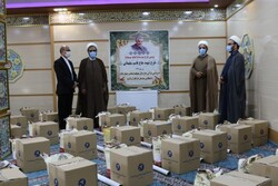 ششمین مرحله کمک های مومنانه توسط تبلیغات اسلامی ایلام آغاز شد