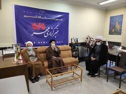 نماینده ولیفقیه در لرستان در دفتر خبرگزاری مهر حضور یافت
