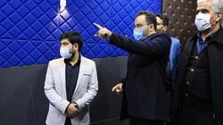 بازدیدرئیس سازمان سینمایی حوزه هنری از ظرفیتهای سینمایی کرمانشاه