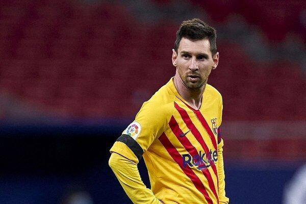 Lionel Messi 500. maçında