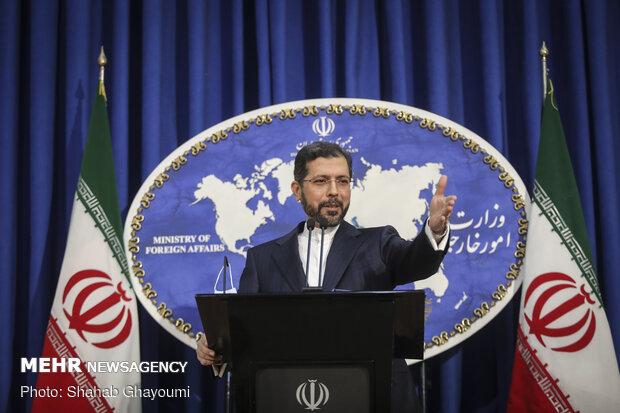 Tahran'dan Pompeo'nun son İran iddiasına yanıt