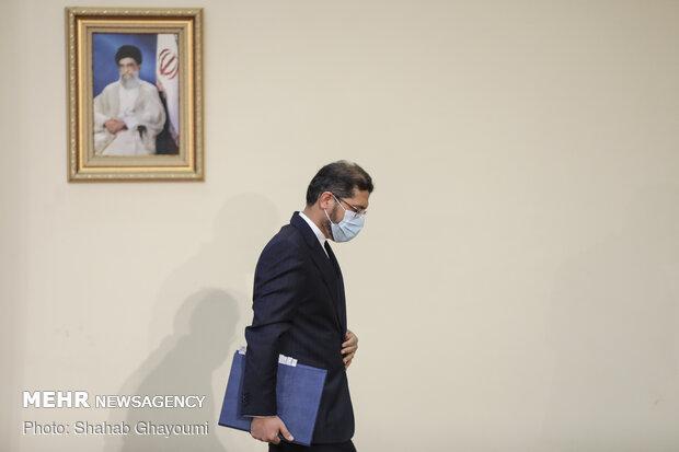 Pressor of Iran' foreign ministry spox