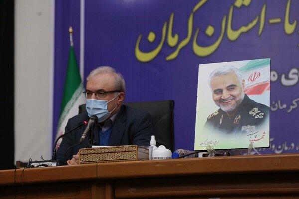 نمیگذاریم ملت ایران گروه آزمایشی شرکتهای واکسن ساز شود