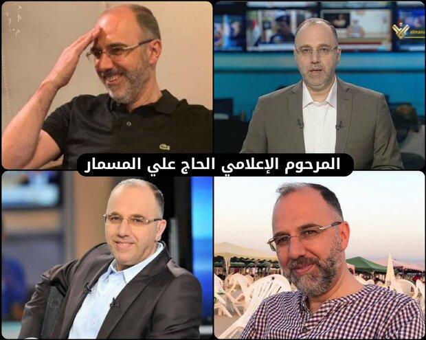 """وكالة مهر للأنباء تنعى وفاة """"المسمار """"صاحب المسيرة المهنية المليئة بالعطاءات"""