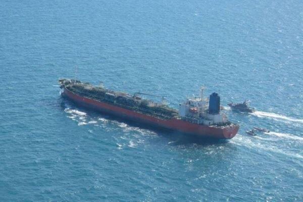 تغيير ميناء شحن النفط للكيان المحتل خوفا من صواريخ حماس
