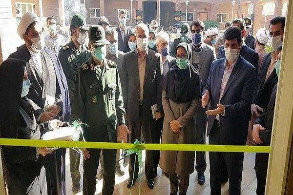 کتابخانه عمومی شهید سلیمانی در گیلانغرب افتتاح شد
