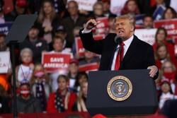 ترامپ: پنس کمک کن/ کاخ سفید را به دموکراتها نمیدهم!
