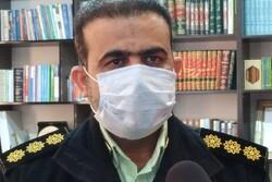 اجرای طرح ضربتی پلیس در مناطق آلوده و جرم خیز شهر ایلام