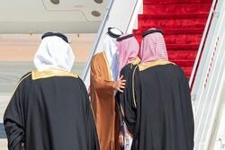 نشست شیخ نشینان؛ از غیبت سئوال برانگیز «بن زاید» تا ذوق زدگی «بن سلمان» از حضور امیر قطر