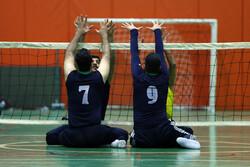 پیگیری اردوی تیم ملی والیبال نشسته در کیش