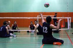 اردوی آمادگی تیم ملی والیبال نشسته مردان در جزیره کیش