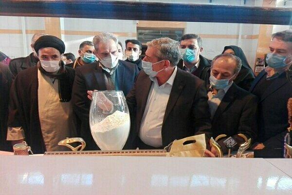 بازدید وزیر جهاد کشاورزی از ۳ طرح تولیدی و کشاورزی آذربایجان غربی