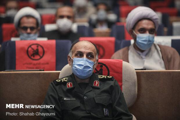 Soleimani's 1st martyrdom anniv. held at IRIB conf. center