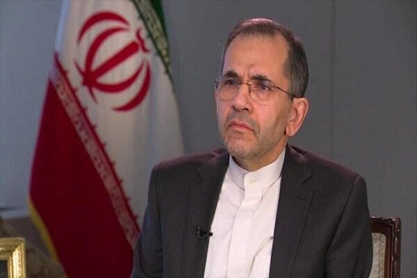 Iran has not pulled out of the JCPOA: Envoy