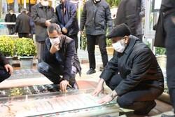 Tuğgeneral Kaani, Şehit General Süleymani için fatiha okudu